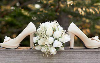 Brautschuhe für freie Trauung